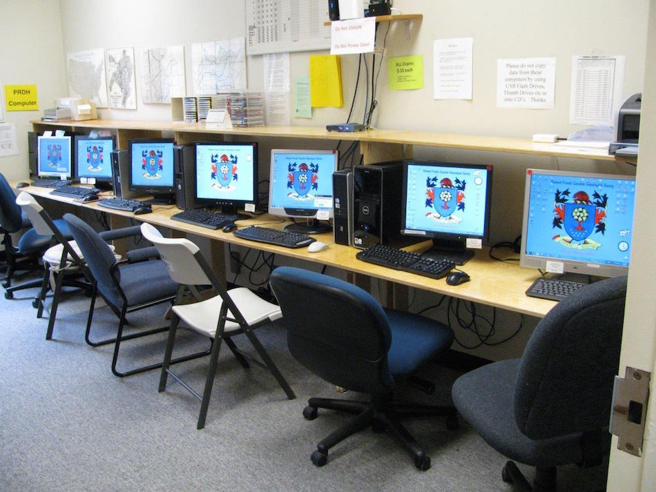 Right Side Computer Room